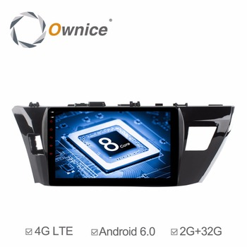 Ownice C500 + Android 6.0 2 ГБ Оперативная память dvd-плеер GPS карта WI-FI 4 г LTE BT Радио OBD DVR Камера TPMS ТВ для Toyota Corolla-