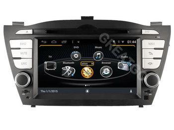 S160 Android 4.4.4 dvd-плеер АВТОМОБИЛЯ ДЛЯ HYUNDAI ix35/TUCSON 2009-2011 car audio стерео Мультимедиа GPS Голову блок