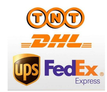 DHL, UPS, FEDEX, TNT